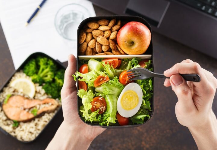 İş yerinde doğru beslenme